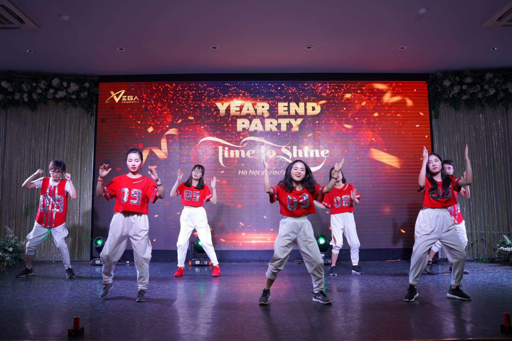 [Vega Hà Nội] Year End Party 2018 - Time To Shine 29.01.2019